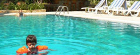 Bellapais Hotel Ambelia Village: Family Friendly